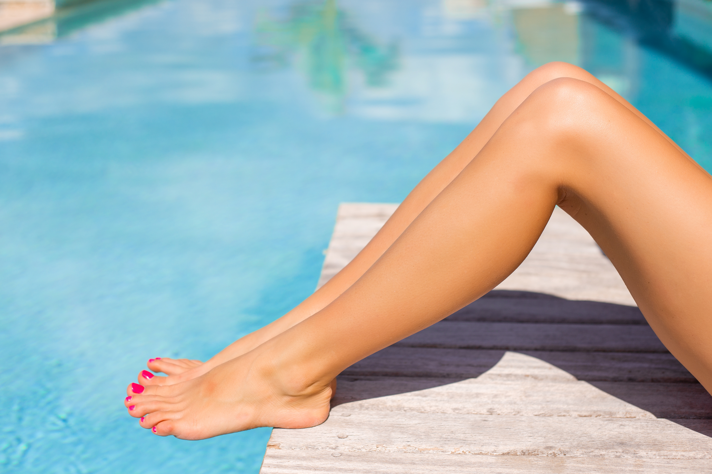 Are not women with beautiful legs are